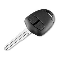 Mitsubishi - Mitsubishi 2 Buttons Remote Key Shell MIT11