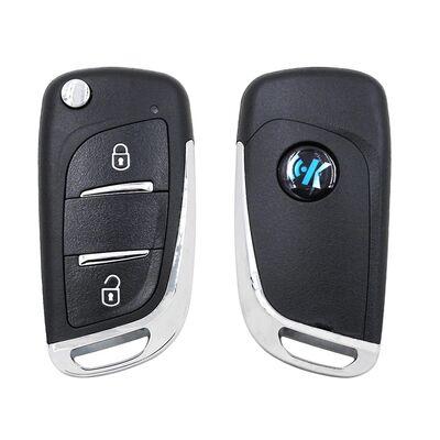 NB11-2 KeyDiy Multi Function PSA Type 2 Button Flip Remote