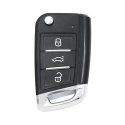 KeyDiy - ZB15 - KeyDiy Smart Keyless 3 Button Flip Remote