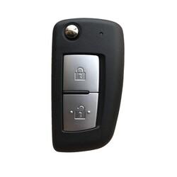 Nissan - Nissan 2 buttons flip key shell