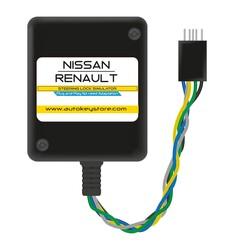 Nissan - Nissan-Renault Steering Lock Emulator