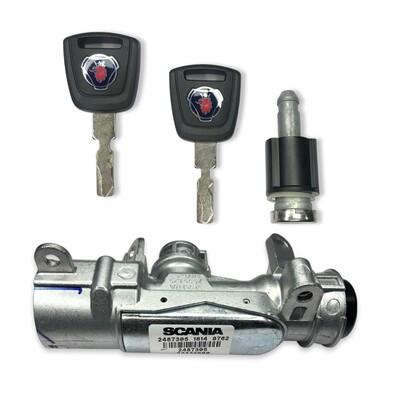 Scania - OEM Scania Ignition Lock Set 2487305