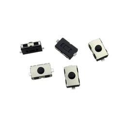 Original 2 Legs Tactile Switch (Renault, Peugeot, Citroen, Opel, Mercedes, Bmw) 10PCs - Thumbnail