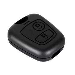 Peugeot - Peugeot 2 button Simplex Key Shell SX9 without logo