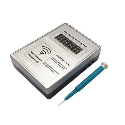 Auto Key Store - Remote Frequency Tester 200MHz-1GHz (Rolling Code Detect)