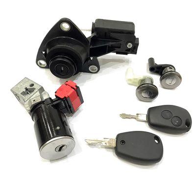 Renault Dacia Hitag AES Lock Set 434MHz