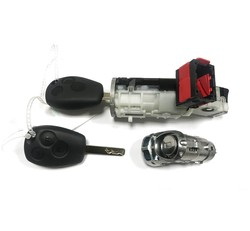 Renault - Renault Hitag AES Lock Set 434MHz