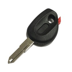 Renault - Renault NEW NE73 Transponder Key (%100 Brass) Made in Turkey
