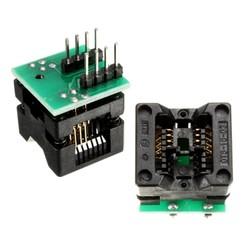 China - SOIC8 SOP8 to DIP8 EZ Programmer Adapter Socket Converter Module 150mil