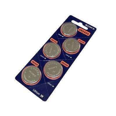 Sony CR2430 Lithium Battery 5pcs Original