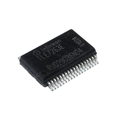 TLE7263E CAN Interface for Mercedes steering angle