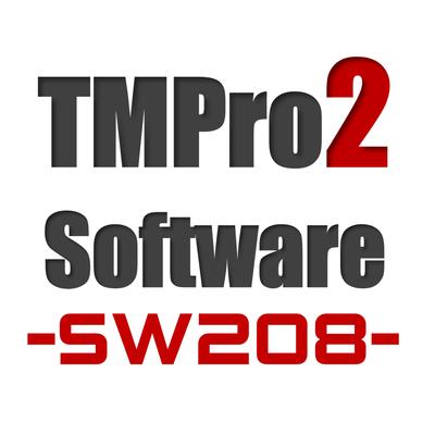 TMPro - TMPro2 SW208 - Moto Guzzi dashboard type 1