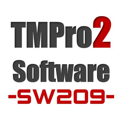 TMPro - TMPro2 SW209 - Ducati Panigale V4 dashboard COBO