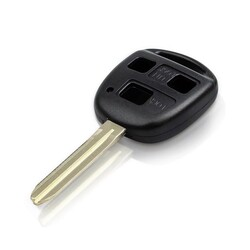 Toyota - Toyota 3 Buttons Key Shell Cover TOY43