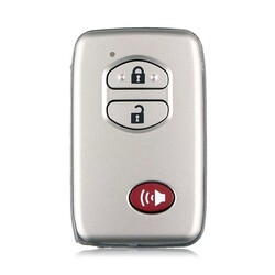 Toyota - Toyota-Lexus 2+1 buttons smart key shell cover