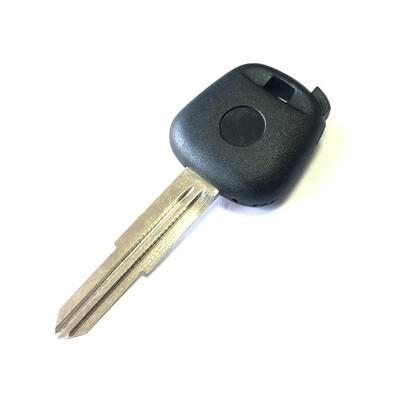 Toyota - Toyota TOY42 Transponder Key (%100 Brass) Made in Turkey