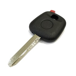Toyota - Toyota TOY47 Transponder Key (%100 Brass) Made in Turkey