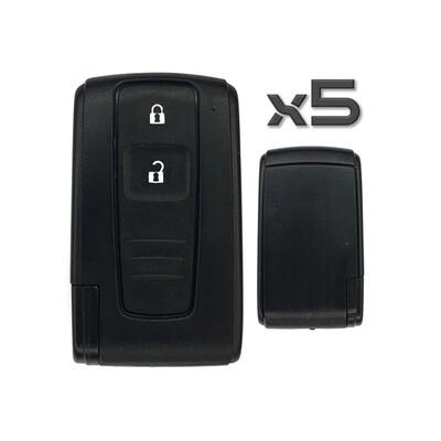 Toyota - Toyota Verso Prius Remote Key 434MHz ID70E (Super Chip) 5PCS