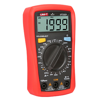 UNI-T UT33D Digital Multimeter