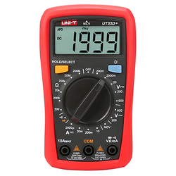 China - UNI-T UT33D Digital Multimeter