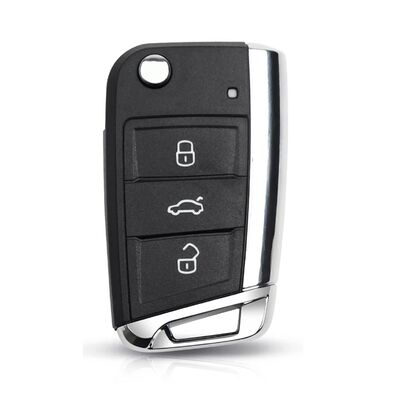 Volkswagen MQB Chrome Key Shell