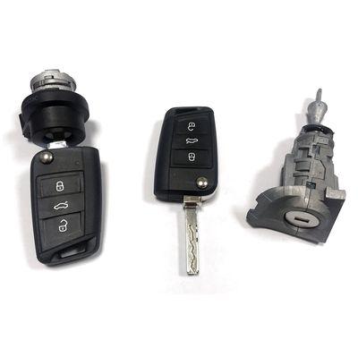 Volkswagen MQB Lock Kit 434MHz HITAG AES