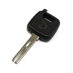 Volvo - Volvo NE66 Transponder Key (%100 Brass) Made in Turkey