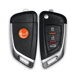 Xhorse - Xhorse Wire Remote Key Model XKKF02EN