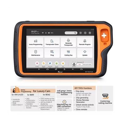 Xhorse VVDI Key Tool Plus Pad Global Advanced Version All-in-One Programmer - Thumbnail
