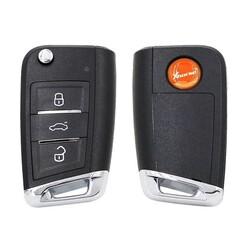 Xhorse - Xhorse VW Type Super Chip Remote Key Model XEMQB1EN