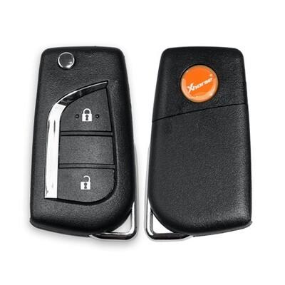Xhorse - Xhorse Wire Remote Key Model XKTO01EN