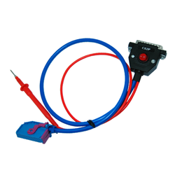 IEA - Zed-FULL ZFH-C02P New VAG Cluster Blue Cable with Pogo Pin Probe